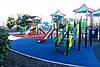 Новая детская площадка в г. Киеве
