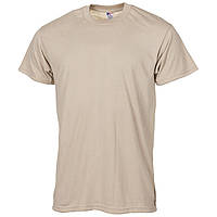 Футболки кольору тан (пісочний колір) армії США. Нові, фото 1