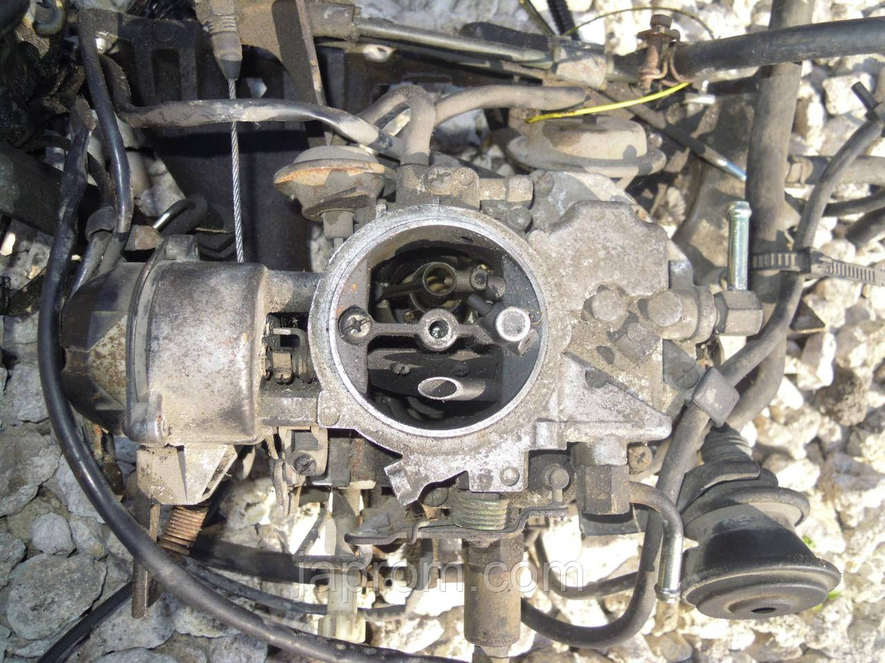 Карбюратор Nissan Sunny B12 1986-1991г.в. 1.6
