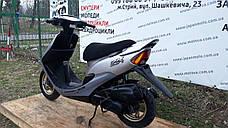 Скутер Honda Dio AF-35 ZX (сірий), фото 3