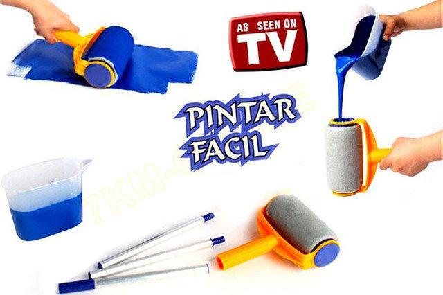 Валик для покраски Pintar Facilс резервуаром