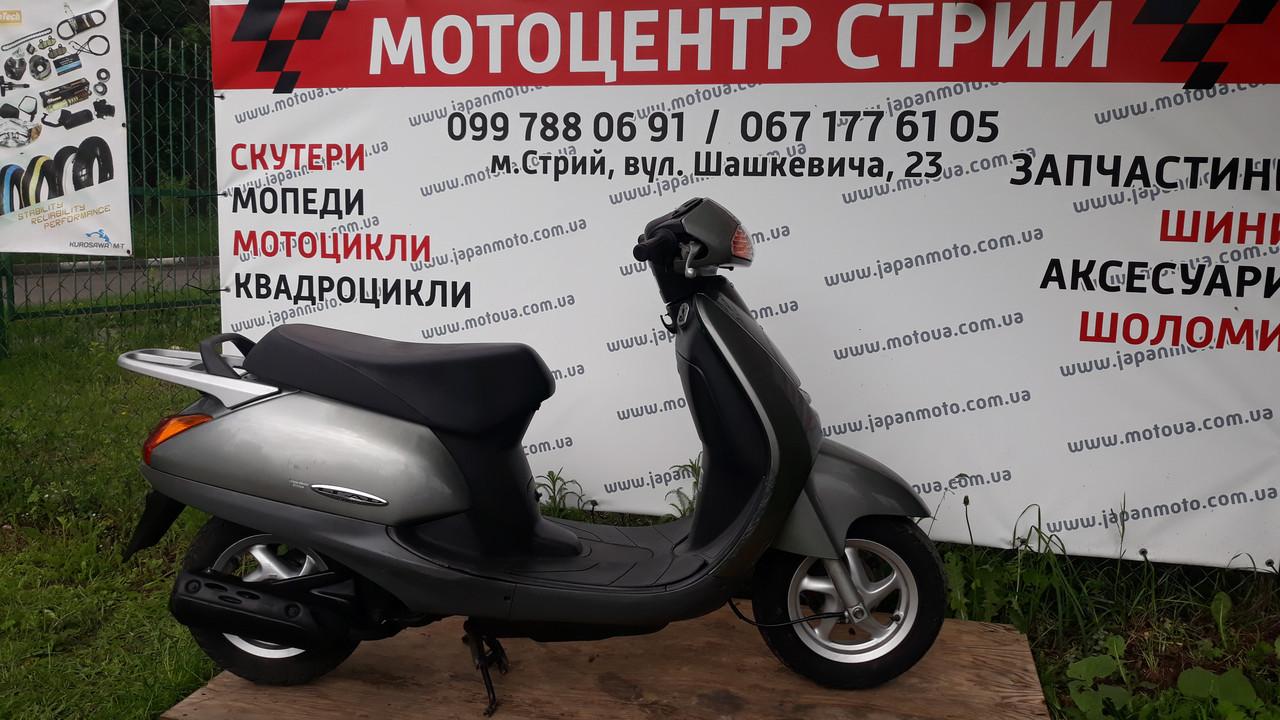 Скутер Honda Lead AF-48 (сірий)