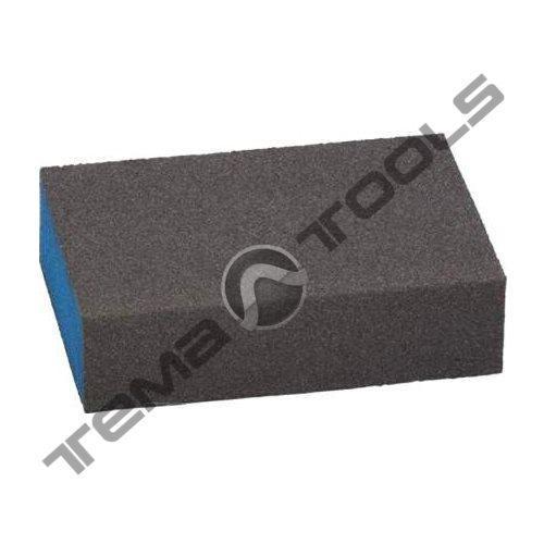 Губка наждачная шлифовальная 118x96x12мм Bosch MEDIUM P180-240
