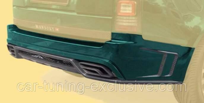 MANSORY rear bumper for Range Rover Vogue 4