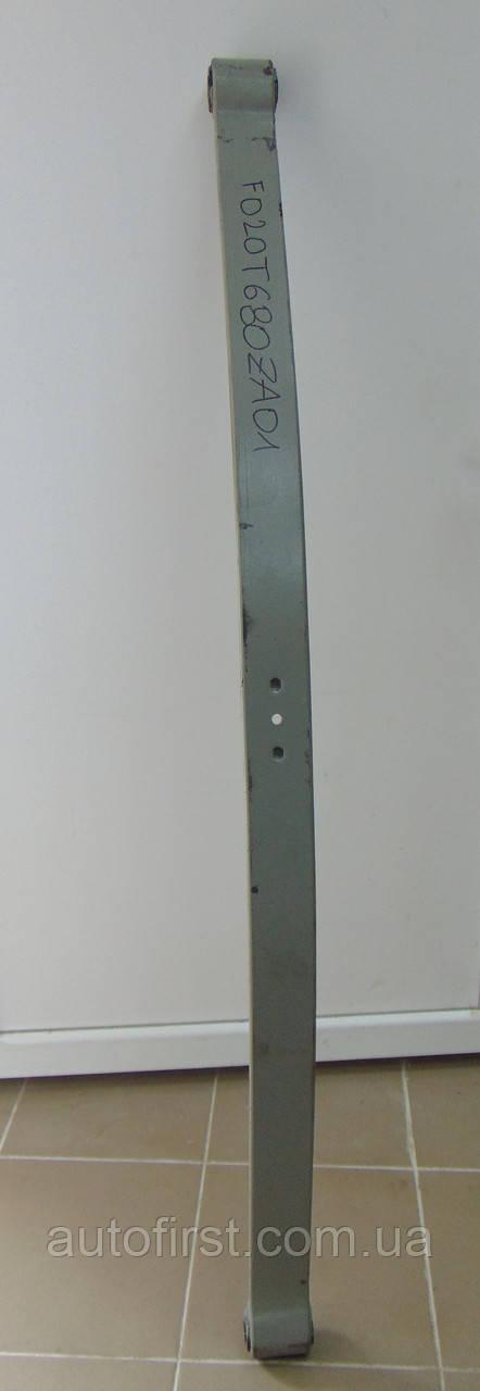 Svensson F020T680ZA01 Рессора задняя коренная (с втулками) MB Sprinter