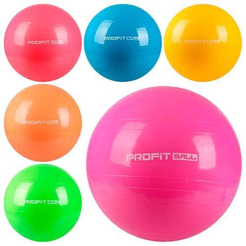 """Мяч для фитнеса МS 0384 """"Фитбол"""", 85 см"""