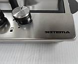 Газовая варочная поверхность Sistema 3730 P05-K03 (300 мм.) нержавеющая сталь, фото 3