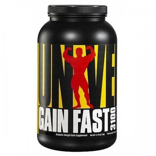 UN GAIN FAST 3100 2,3 кг - ваниль