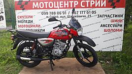 Мотоцикл BAJAJ BOXER 150X (ІНДІЯ) - 2 роки гарантії !!!