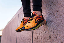 Мужские кроссовки Nike Air Max 720 Sunrise AO2924-800, Найк Аир Макс 720, фото 3
