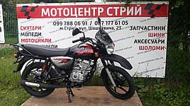 Мотоцикл BAJAJ BOXER 125 X- 2 роки гарантії без обмеження пробігу