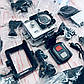 Водонепроницаемая спортивная экшн камера F60, фото 6