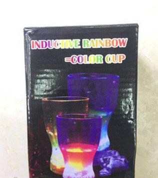 Стакан с подсветкой color cup