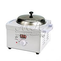 Воскоплав баночний Konsung Wax Heater з дисплеєм і металевою кришкою