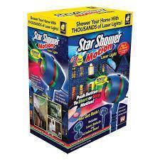 Лампа для наружного освещения Star Shower Motion