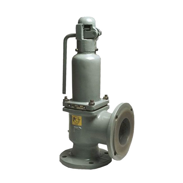 Клапан предохранительный стальной фланцевый СППК-4Р 17с6нж Ру16 Ду50/80
