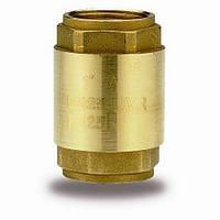 Клапан обратный муфтовый латунный арт 999H IVR Ру25 Ду 40
