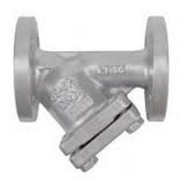 Фильтр сетчатый фланцевый для пропана-бутана Ру16 Ду 125