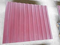 Профнастил (металлопрофиль на забор) 3005 вишня 1185/1200