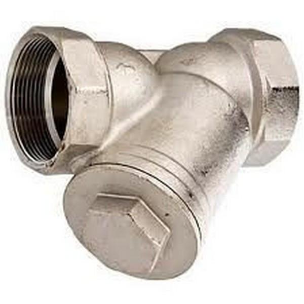 Фильтр муфтовый осадочный для газа К Ру 0,5 Ду 20