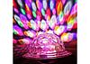 Світлодіодний дискошар в патрон LED UFO Bluetooth Crystal Magic Ball E27, фото 3