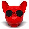 Портативна Bluetooth-колонка Aerobull DOG Head Mini, фото 3