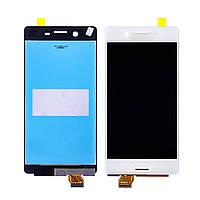 Дисплей для SONY F5121 Xperia X Dual/F5122 с белым тачскрином