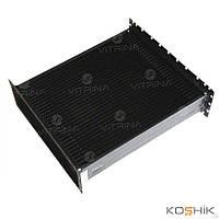 Сердцевина радиатора МТЗ-80 4-х рядн. алюминий | 70У.1301.020 (M&Z Factory)