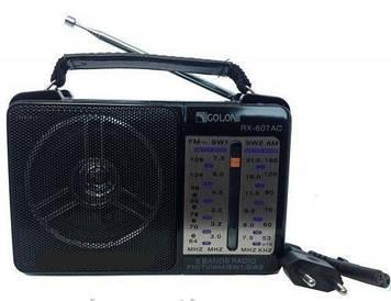 Радіоприймач всехвильовий GOLON RX-607 AC