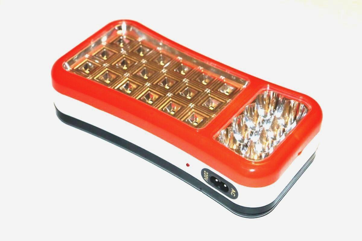 Світлодіодний акумуляторний ліхтар 6299