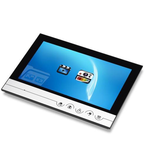 Домофон Intercom V90-RM Кольоровий Відеодзвінок з картою пам'яті
