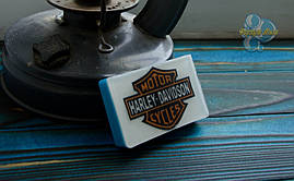 "Мыло с логотипом ""Harley Davidson"""