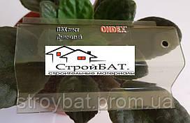 ПВХ шифер Ондекс дымчатый 1,095х2,5м