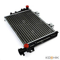 Радиатор охлаждения ВАЗ-2104, 2105, 2107 (карбюратор)   (AURORA) Польша