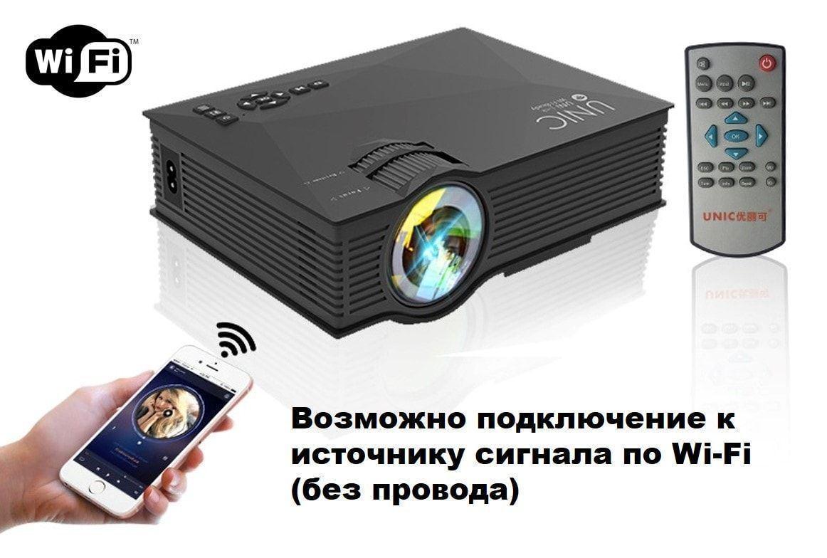 Проектор мультимедійний з Wi-Fi UC-46