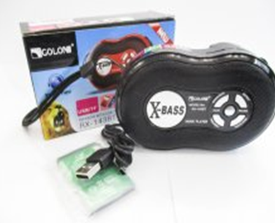 Портативний радіоприймач Golon RX-143, музична колонка