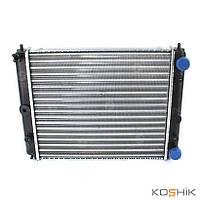 Радиатор охлаждения Таврия, Славута ЗАЗ-1102, 1103, 1105   (ДМЗ) Россия
