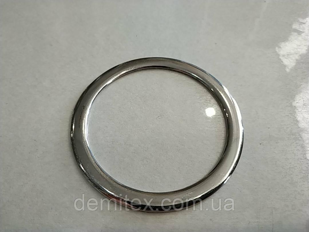 Кольцо литое плоское никель 60х7мм