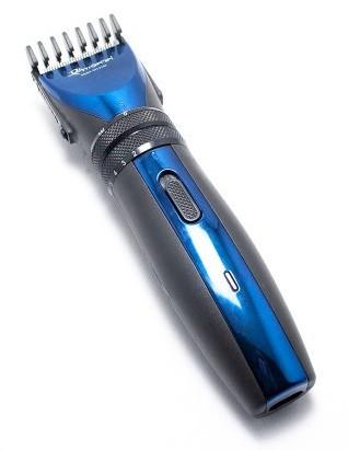 Акумуляторна машинка для стрижки волосся Gemei GM-6103