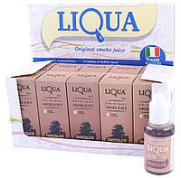 Жидкость для электронной сигареты LIQUA 30мл Chocolate  №609-G-2