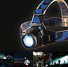 Налобний ліхтарик білий світ Bailong BL-6816, фото 5