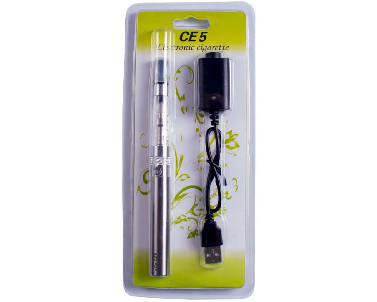 Электронная сигарета CE-5 900 mAh (блистерная упаковка) №609-23