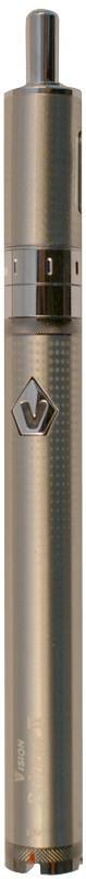 Электронная сигарета Vision Spinner II 1650 mAч Aerotank Mow EC-505 SILVER
