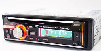 DVD Автомагнітола DEH-8450UBG USB Sd MMC DVD знімна панель