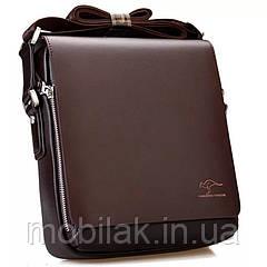 Брендовая винтажная сумка мессенджер Baellerry