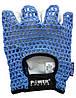 Перчатки для фитнеса и тяжелой атлетики Power System Basic PS-2100 Blue XXL