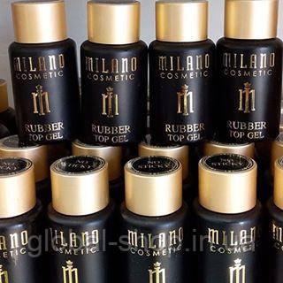 Rubber Top Milano (каучуковое верхнее покрытие для гель лака) 35 ml