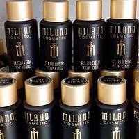 Rubber Top Milano (каучуковое верхнее покрытие для гель лака) 35 ml, фото 1