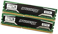 Комплект оперативной памяти Crucial Ballistix DDR3 8Gb (4Gb+4G) 1333MHz 10600U CL9 (BLS4G3D1339DS1S00) Б/У