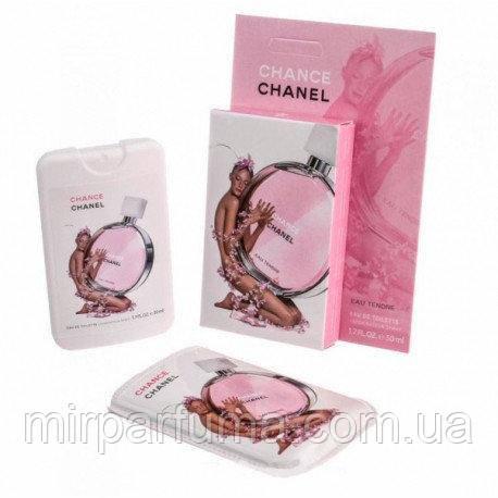 Парфюм в чехле Chanel Chance eau Tender 50ml, фото 2